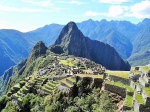 Symbolbild Südamerikas - Machu Picchu