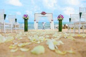 Hier findet die Hochzeit statt