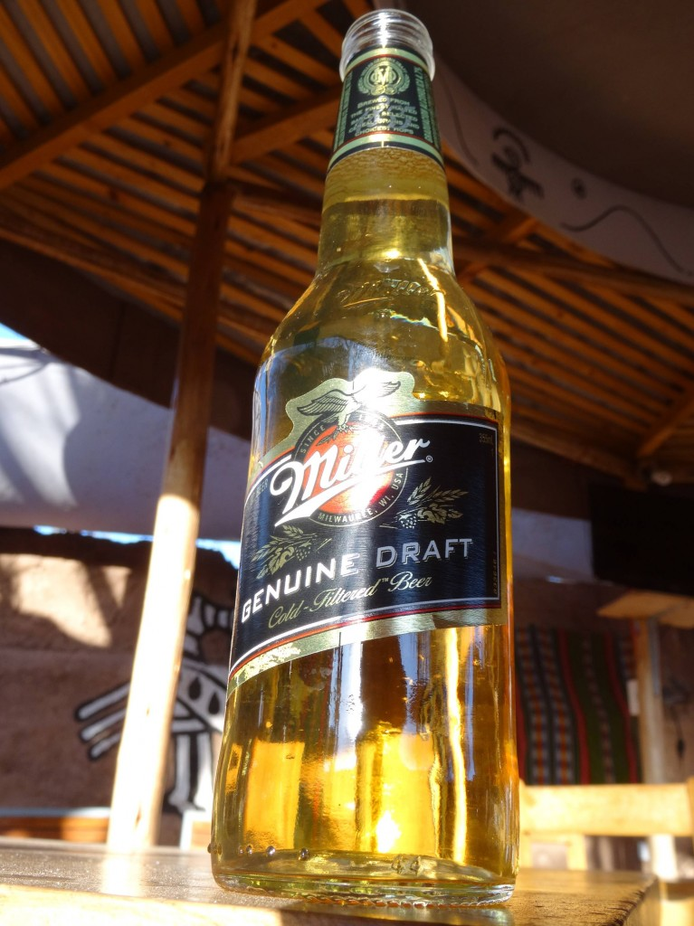 Miller Genuine Draft - USA