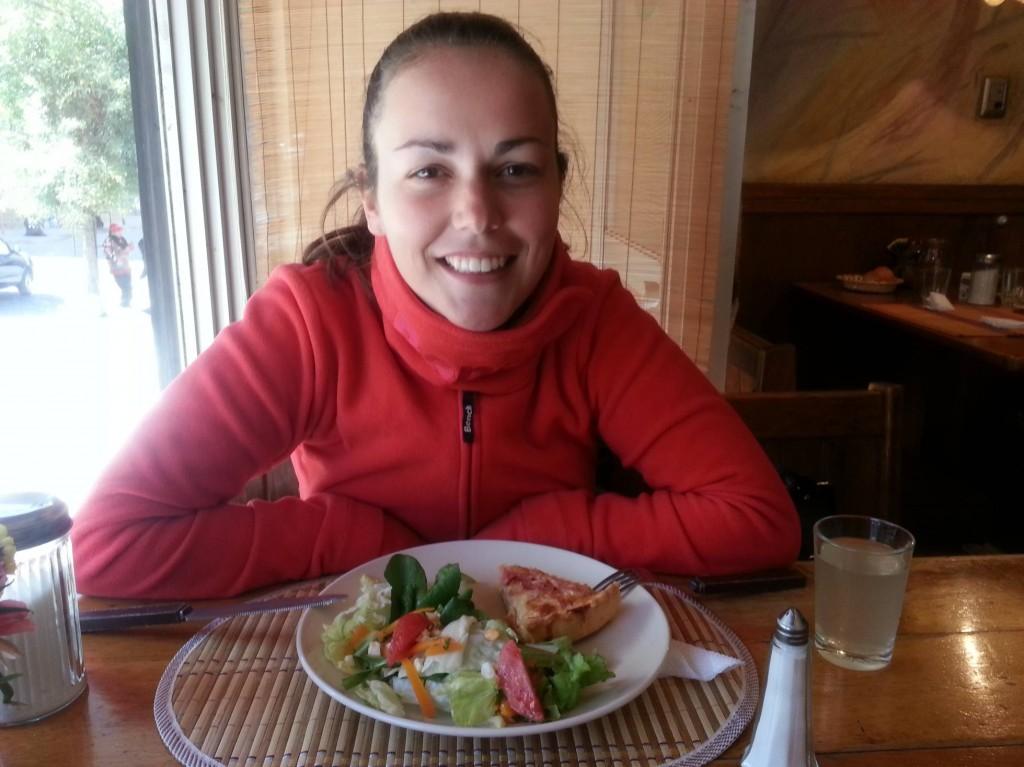 Das coole an Südamerika - es ist fast günstiger auswärts zu essen als selber zu kochen...