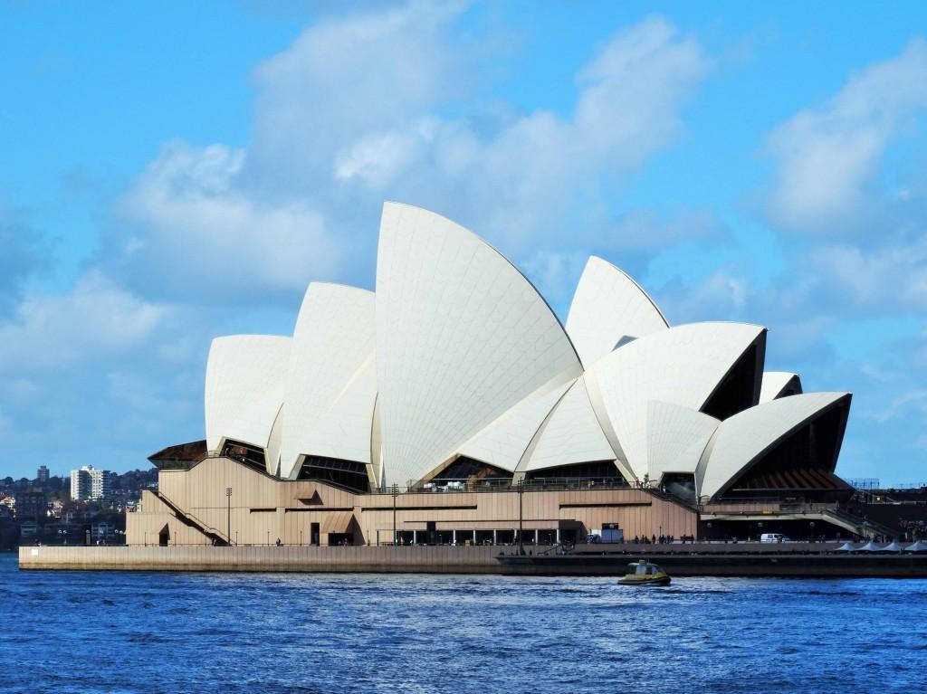 Sydneys Wahrzeichen