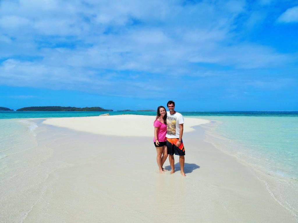 In Tonga gibt es über 170 Inseln
