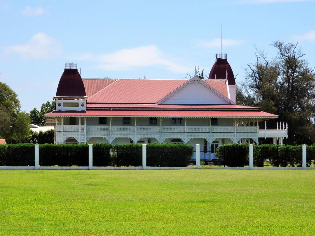 Königspalästchen in Tongatapu