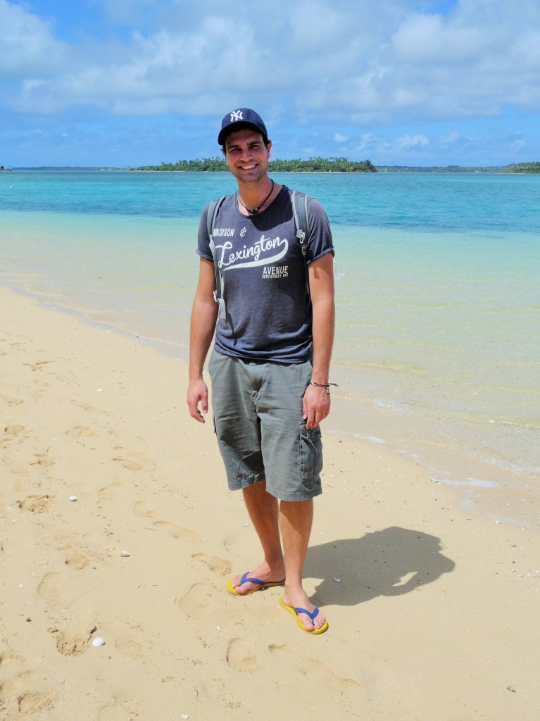 Sonntagsausflug nach Pangaimotu Island
