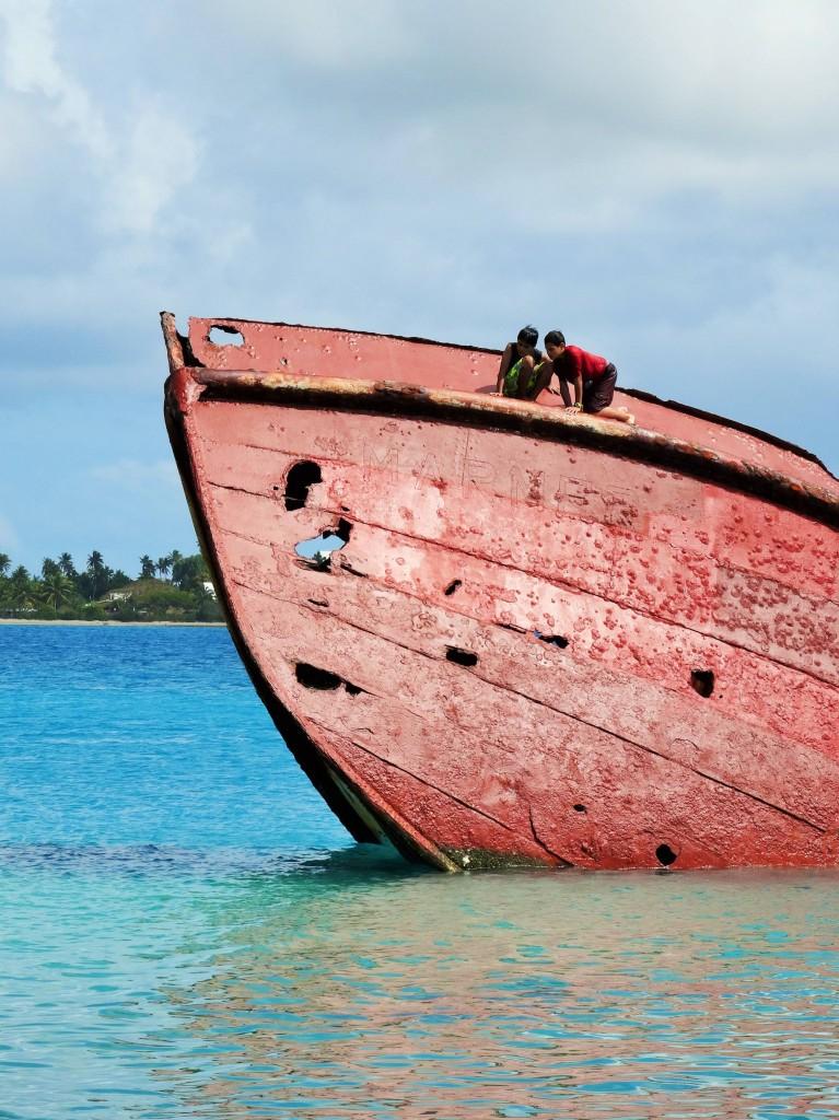 Tonga ist der einzige Staat in der Südsee, der nie kolonialisiert wurde