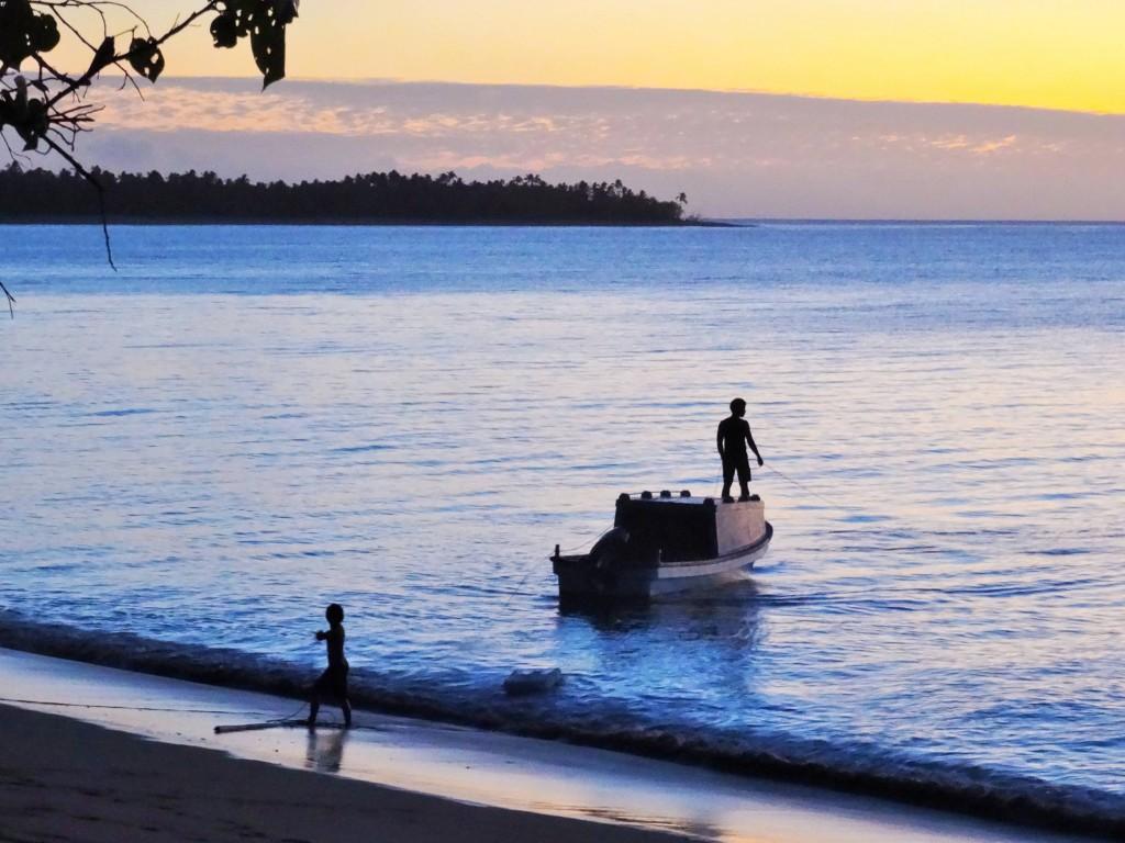Uoleva wird auch Friendly Island genannt