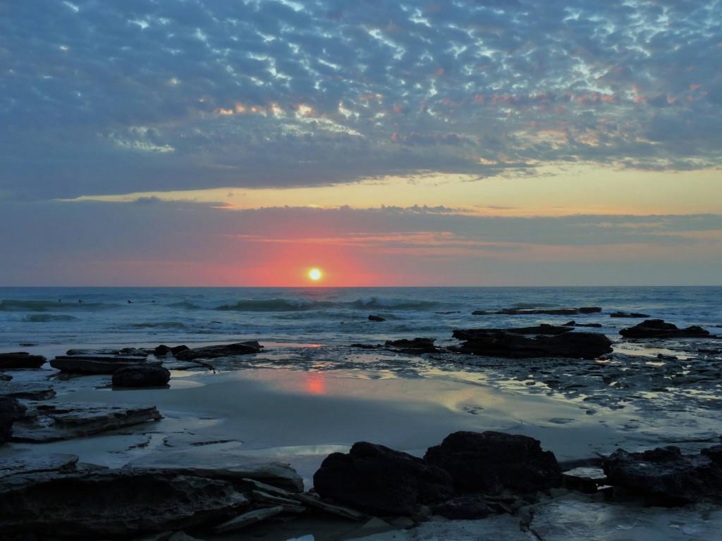 Die Sonnenuntergänge der Westküste zählen zu den spektakulärsten