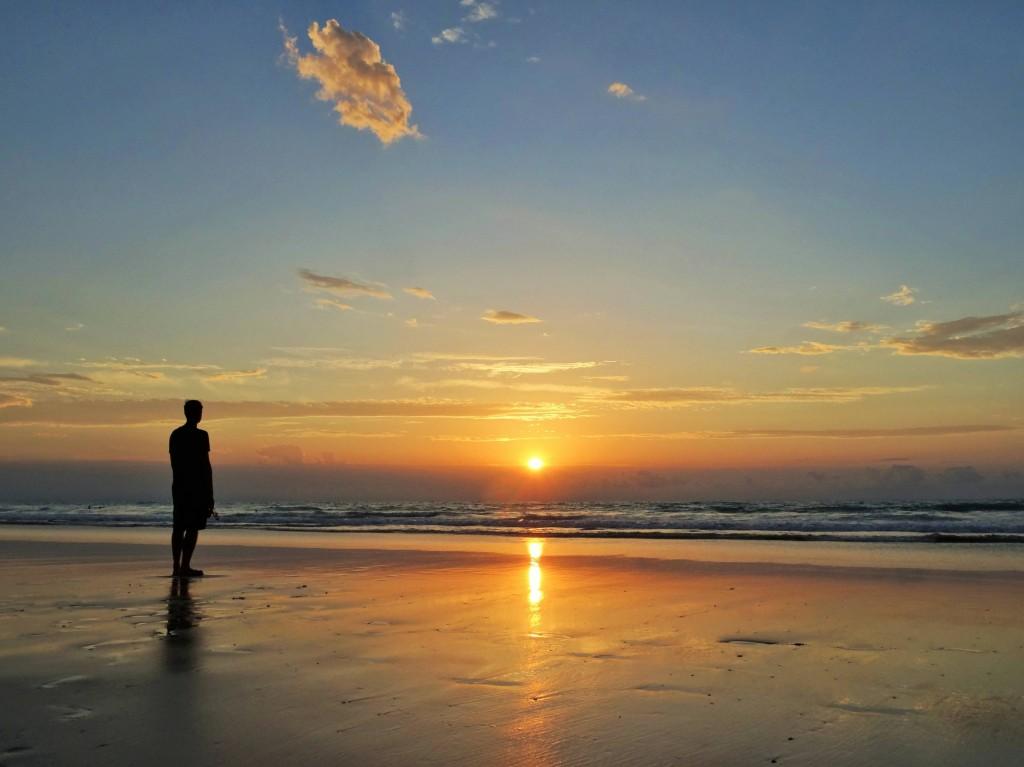 Sonnenuntergang am Cable Beach