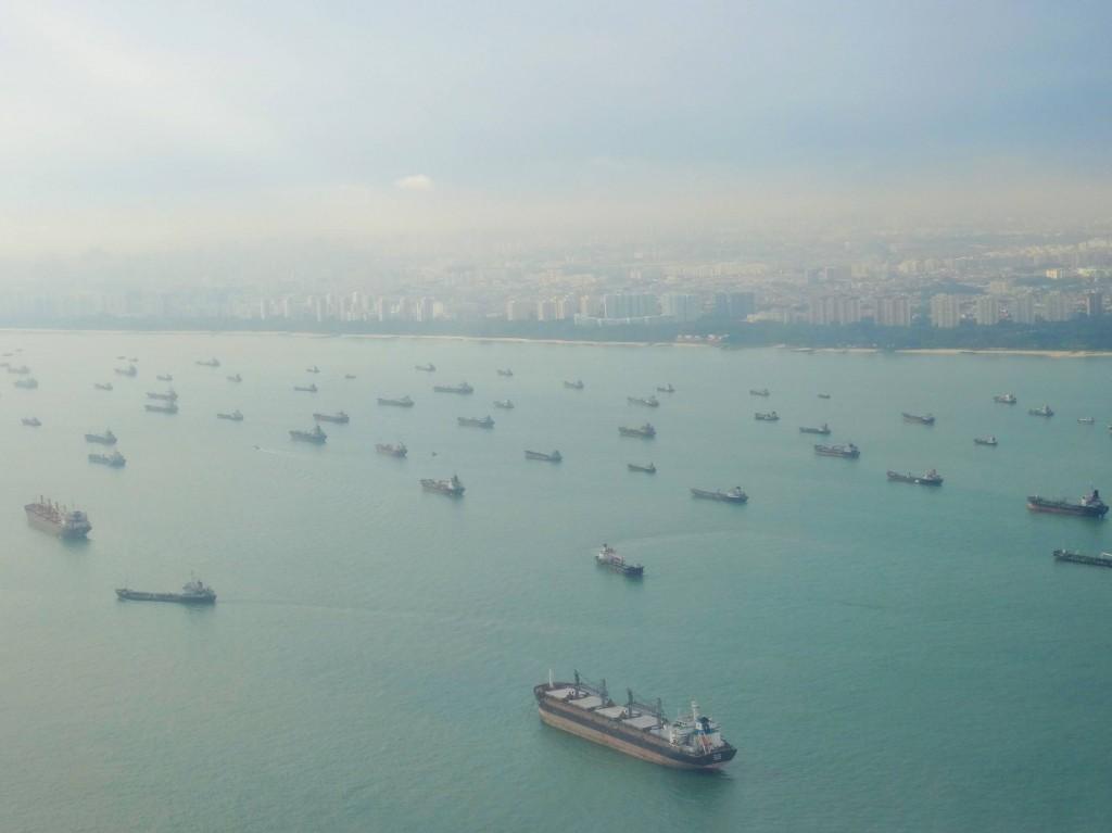 Trading Hub Singapur