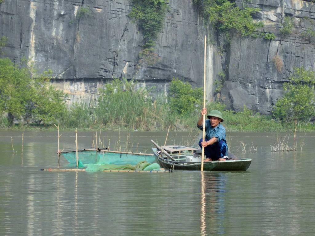 Das fruchtbare Schwemmland der Flussdeltas beschert den Vietnamesen bis zu drei Reisernten pro Jahr.