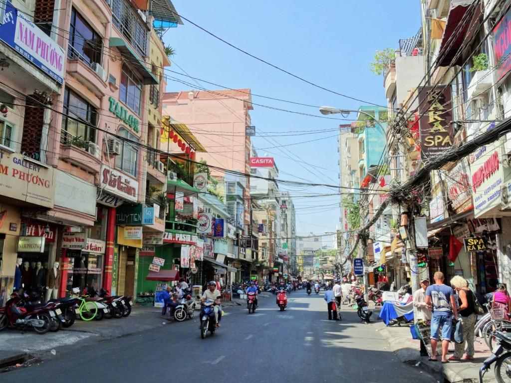 Ho Chi Minh...