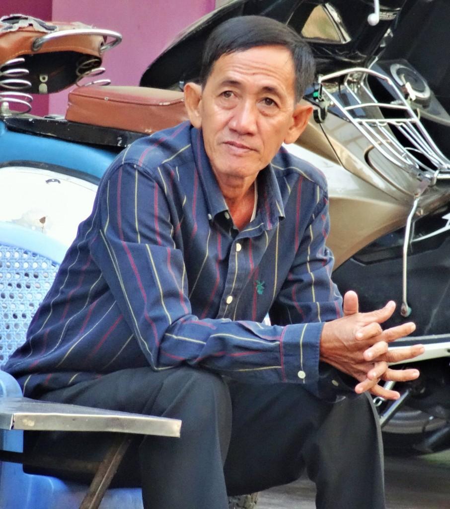In Ho Chi Minh City - einer der schnellstwachsendsten Boomstädte der Welt...