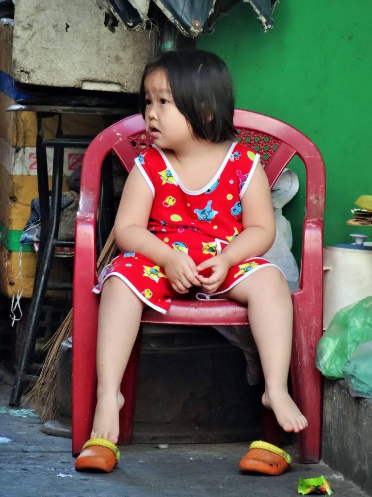 In Vietnam leben ca. 90 Millionen Menschen...