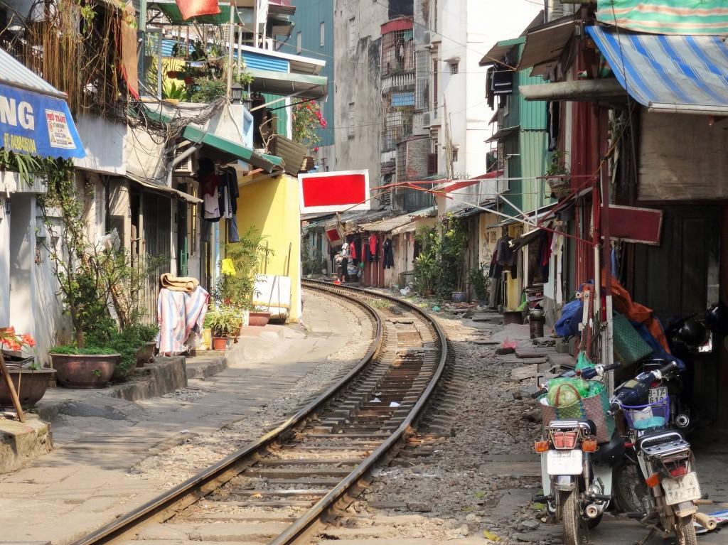 Stadtbild Hanois