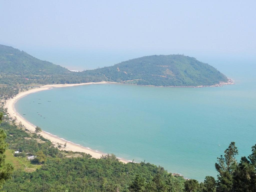 Vietnams Küste bietet zahllose hübsche Badestrände