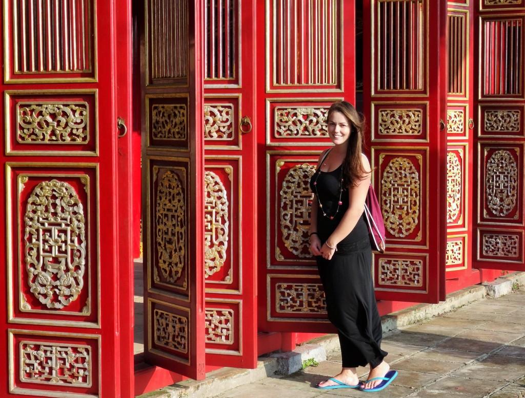 ... wurde nach dem Vorbild Pekings gebaut...