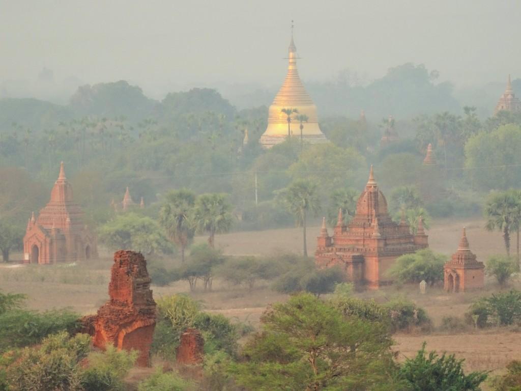 Bagan - Hauptstadt des ersten burmesischen Reichs