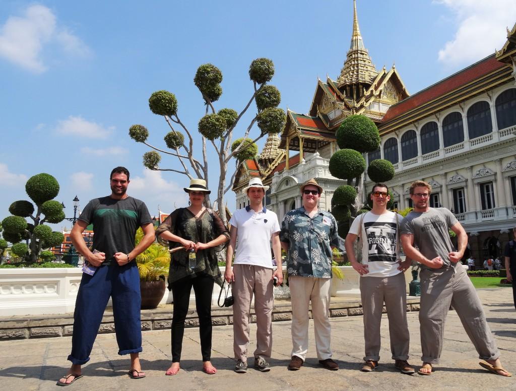 Bangkoks Königspalast