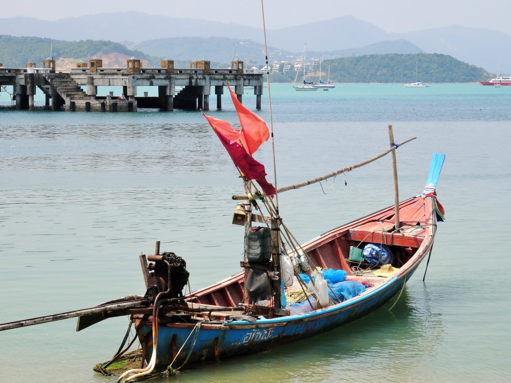 Beim Bo Phut Beach...
