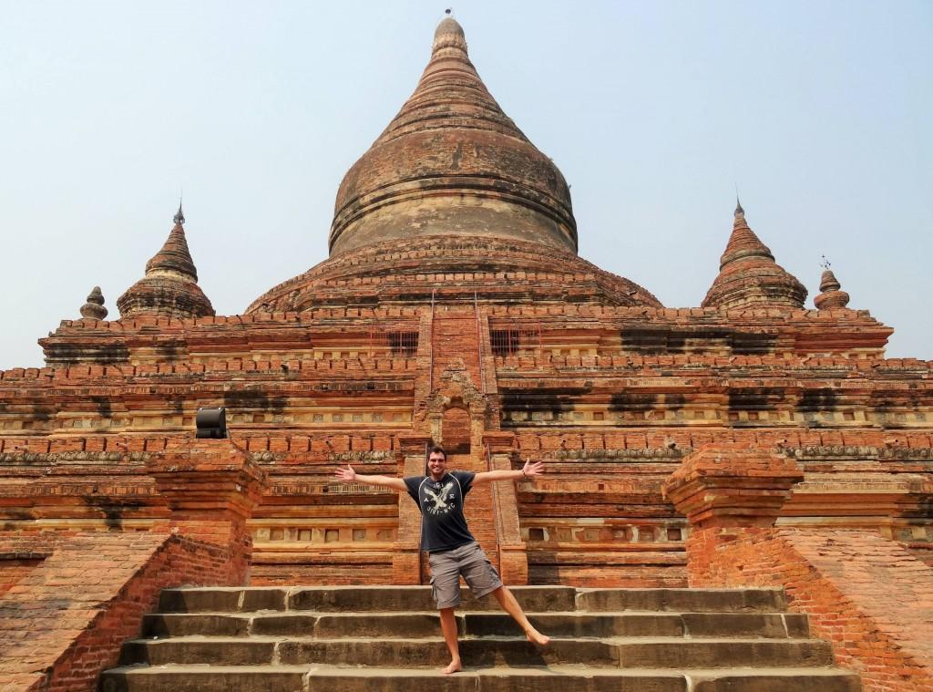 Die meisten Tempel sind aus dem Zeitalter des 11. bis 13. Jahrhunderts