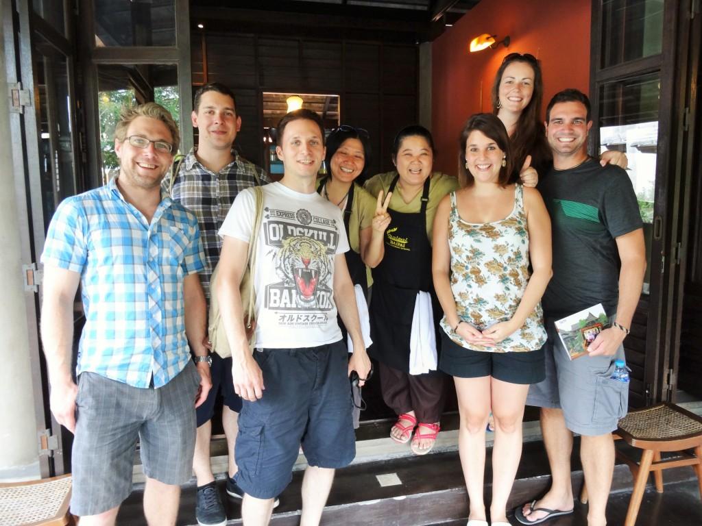 Diplomfeier der kulinarischen Freunde