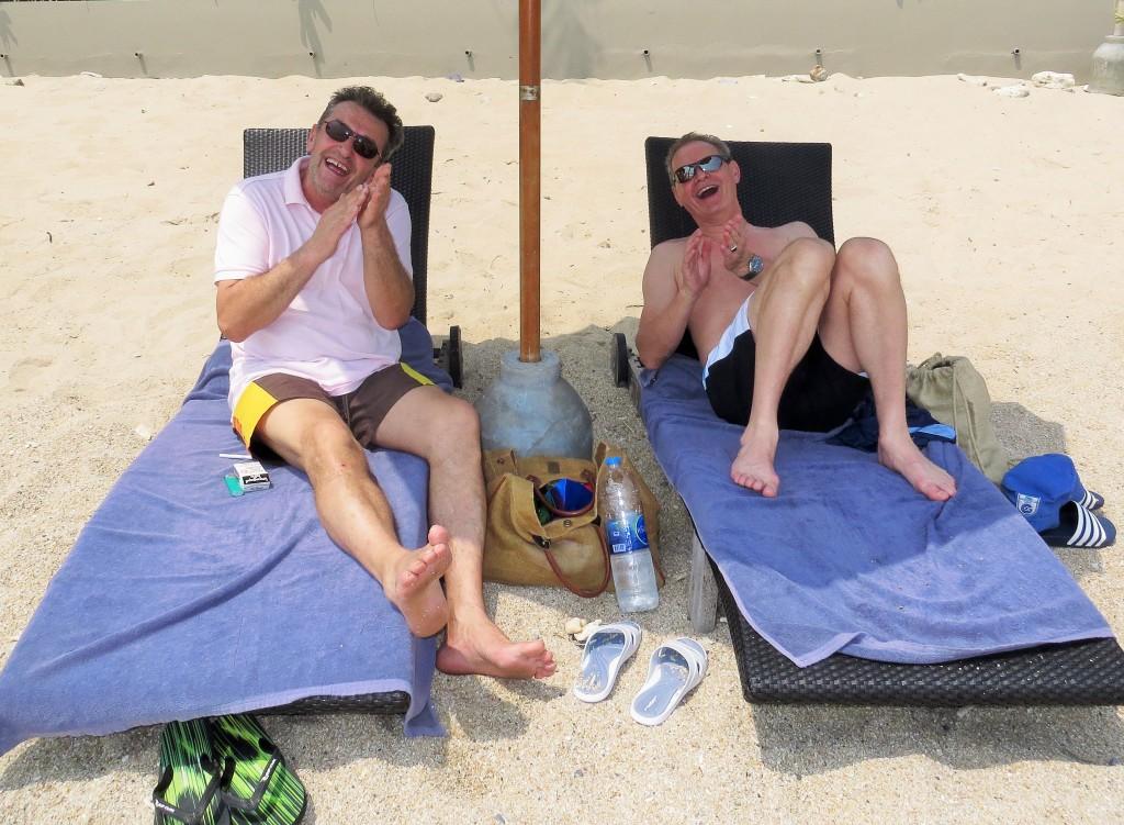 Grosser Applaus fürs Akaryn Resort...