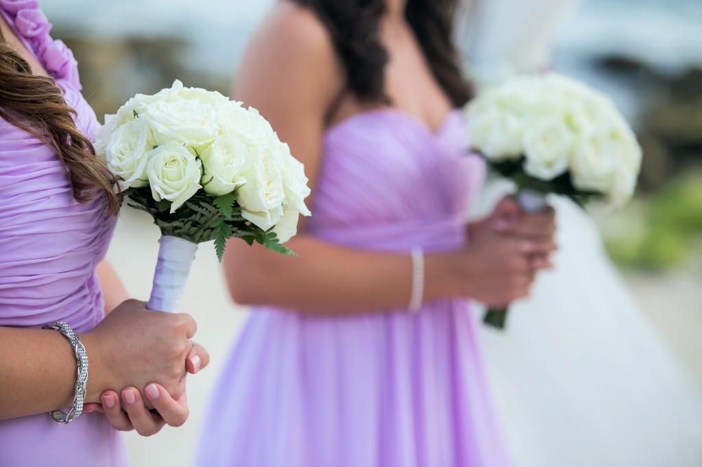 Schöne Blumen für schöne Mädchen...
