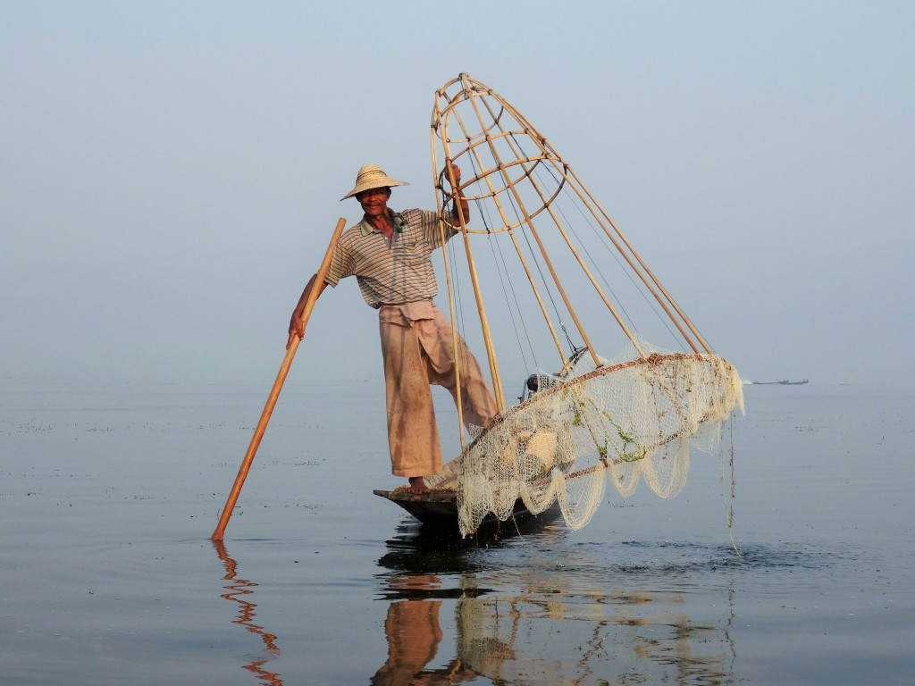 Welcome to Inle - Lake