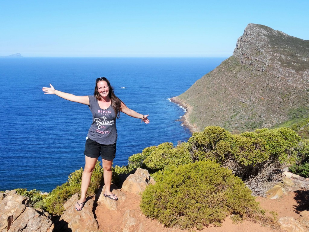 Im Table Mountain National Park