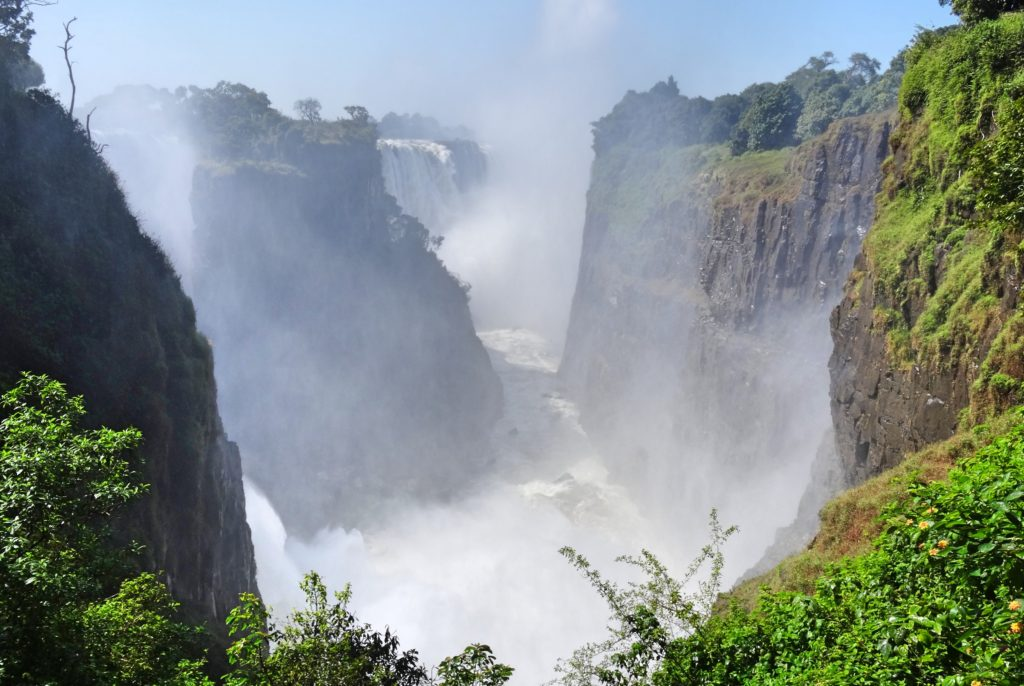Welcome to the Victoria Falls